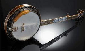 Alat Musik Banjo