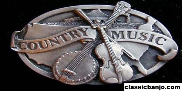 Perkembanganya Banjo Dengan Alat Musik Country