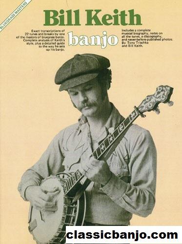Bill Keith Sangat Ahli Dalam memainkan Banjo 5 Senar
