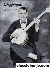 Mengulas Lebih Jauh Tentang Pemain Banjo Charlie Poole
