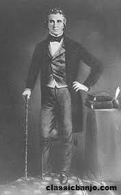Robert McAlpin Williamson Orang Kulit Putih Pertama Bermain Banjo