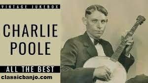 Charlie Poole Musisi Banjo Asal Amerika Yang Sangat Terampil