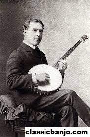 """Sylvester Louis """"Vess"""" Ossman Pemain Banjo Terbaik Pada Tahun 1868-1923"""