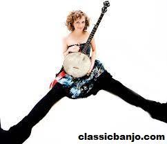 Abigail Washburn Pemain Banjo Sekaligus Penyanyi Asal Amerika